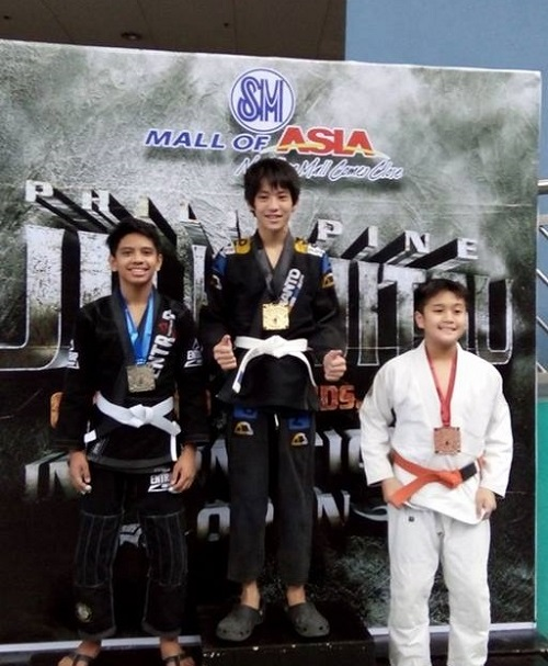 2018 Philippine Gi & No-Gi International Open / Novice Championship